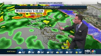 Jeff's Forecast: Flood Watch and Rain Outlook