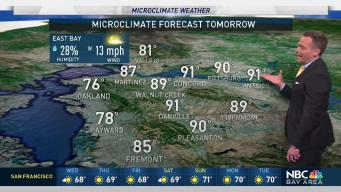 Jeff's Forecast: Humidity and Thunderstorms Nearby