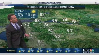 Jeff's Forecast: Morning Fog and Weekend Changes