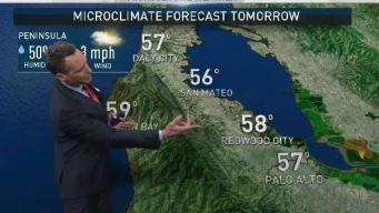 Jeff's Forecast: Overcast Weekend