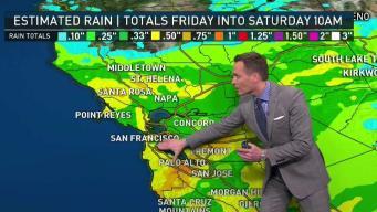 Jeff's Forecast: Rain Chances Return