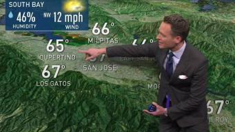 Jeff's Forecast: Saturday Shower