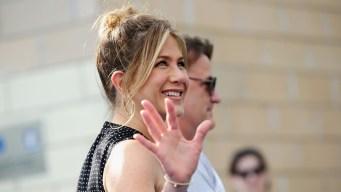 Jennifer Aniston Shares She Has Self-Doubt Too
