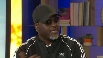 Johnny Gill Tells Stories Through His Music