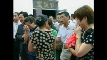 Emotional Memorial Held for Asiana Flight 214 Victims