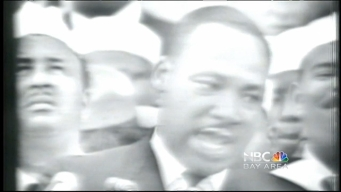 MTP to Re-air MLK TV Appearance Sunday Morning