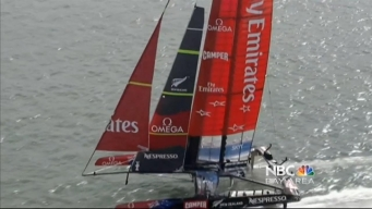 Weird Weather Cancels America's Cup