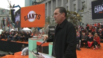 World Series 2014 Celebration: Bruce Bochy