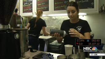 Cafe Owner Still Hurting Year After Napa Quake