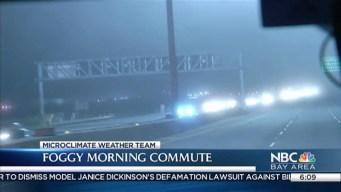 Fog Advisory Issued For Bay Area Bridges: CHP