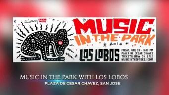 Music in the Park: Los Lobos Kicks off Concert Series