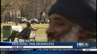 San Jose Leaders Tackle Homelessness