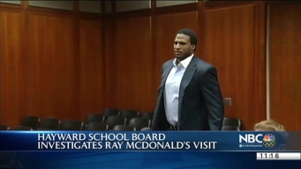 East Bay Superintendent on Leave After Ray McDonald Visit
