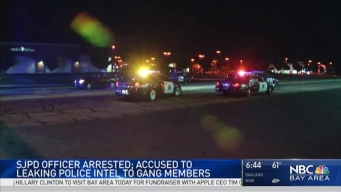 San Jose Police Officer Arrested in Connection With Vietnamese Street Gang Probe