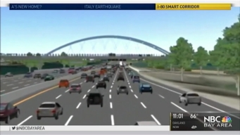 I-80 Smart Signs Should Cut Commutes, Caltrans Says