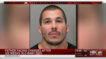 6-Week-Old Abused Baby Dies in San Jose, Father to be Charged With Murder