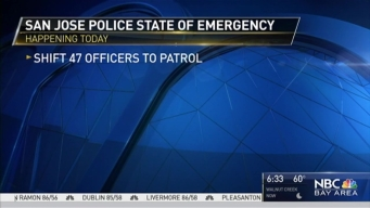 San Jose City Council to Vote on State of Emergency, Address Police Staffing Crisis