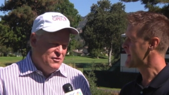 RAW VIDEO: Legendary Golf Announcer Johnny Miller