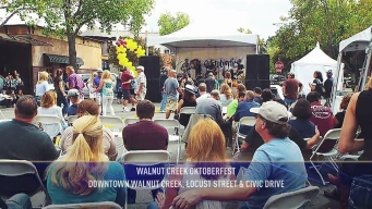 Walnut Creek Oktoberfest Fun