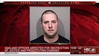 Oakland Police Arrest Officer on Prostitution, Obstruction Allegations