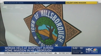 Woman Pistol-Whipped in Hillsborough Home Invasion: Husband