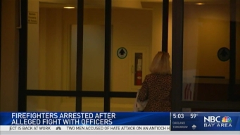 Walnut Creek Officers Hurt, Firefighters Arrested in Drunken Melee