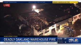 Oakland Warehouse Investigation Nearly Complete