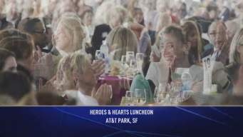 Heroes & Hearts At AT&T Park This February