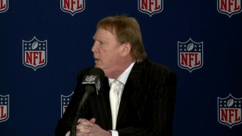 RAW: Mark Davis Addresses Oakland Raiders Relocation