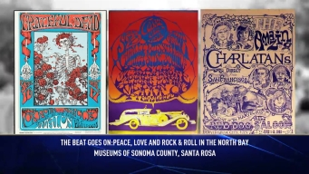 The Beat Goes On: Peace, Love and Rock & Roll in the North Bay Until April 2nd