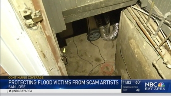 San Jose Leaders Tackle Scam Artists Targeting Flood Victims