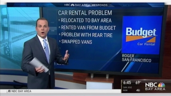SF Family Hit With Surprise Damage Fees for Rental Van