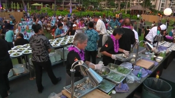 Seventh Annual Hawaii Food and Wine Festival