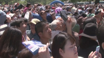 Japanese Air Show Strives to Raise Morale After Quakes