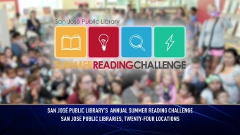 San Jose Library Annual Summer Reading Challenge 2017