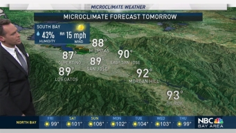 Jeff's Forecast: Hot 100s to Cool 60s