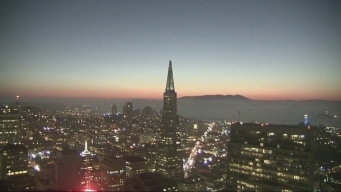 Time-Lapse Footage Shows 4 Angles of Bay Area Sunset