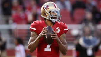 Kaepernick Ranked No. 39 on NFL Merchandise Sales List