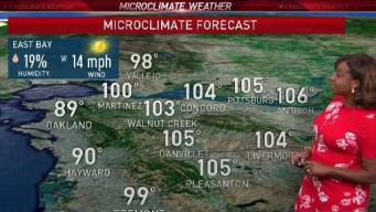 Kari's Forecast: Another Hot Day