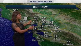 Kari's Forecast: Chilly and Sunny