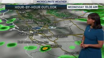 Kari's Forecast: Showers Possible