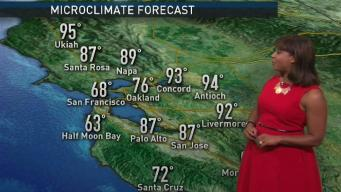Kari's Forecast: Touch Cooler Today