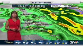 Kari's Forecast: Wind and Flood Watch
