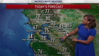Kari's Forecast: Windy Hills and Fire Danger