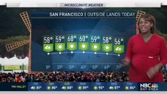 Kari Hall's Monday Forecast: Warmer Today