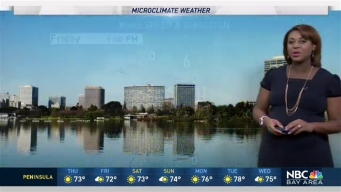Kari Hall's Thursday Forecast: Cooler today into the weekend