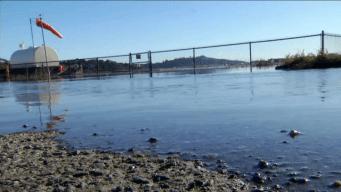 Kings Tides Prompt Coastal Flood Warnings