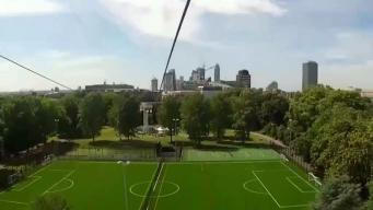 London Unveils Fastest Urban Zip Wire on the Planet