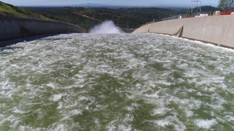 Spillway Inspections Ordered at 70 Aging California Dams
