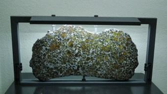 Museum Accuses Marin County Man of Stealing Meteorite